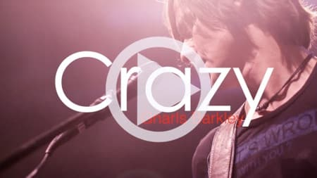 """Crazy"" from Gnarls Barkley by Smart Music wedding Band."