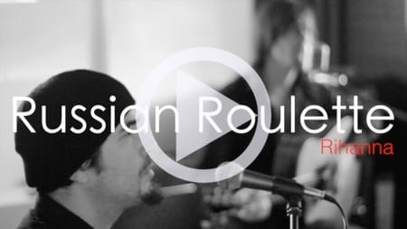 """Russian Roulette "" - Rihanna  by Smart Music Party Band France."